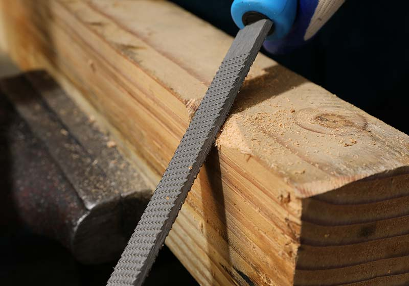 Hand Wood Rasps
