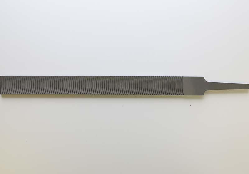Flat Aluminium Files